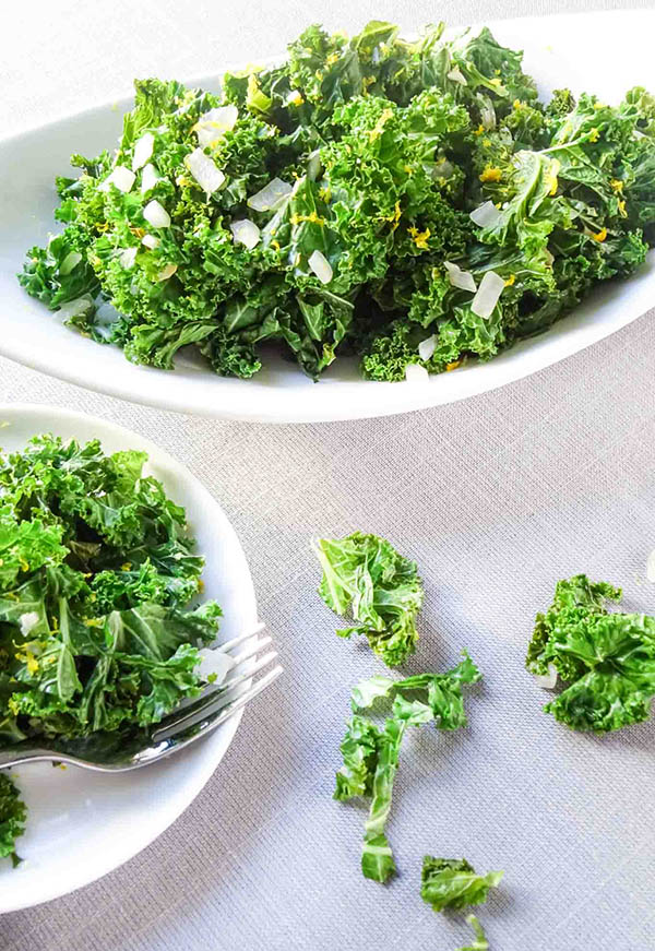 Simple sauteed greens only take 10 minutes! Perfect for any weeknight meal. We love being able to use any leafy green we have on hand. Kale, spinach, bok choy or arugula. peelwithzeal.com