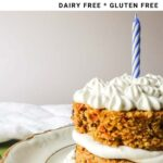 healthy carrot cake recipe for pinterest