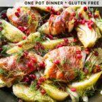 chicken dinner recipe for pinterest