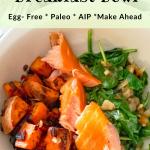 egg free breakfast idea