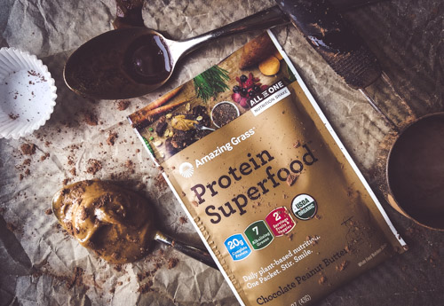 Healthy vegan protein based buckeye candies are refined sugar free. Keto and paleo. Gluten free, dairy free and loaded with peanut butter and chocolate.