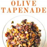 olive tapenade recipe for pinterest