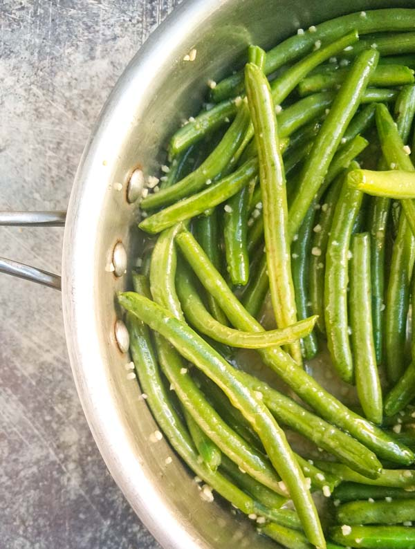 sauteed green bean recipe