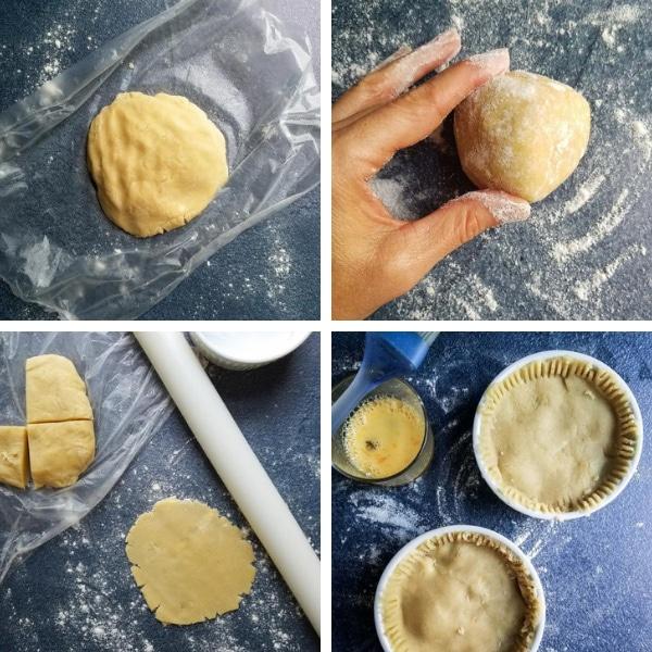 Gluten dairy free pie crust