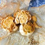 roasted garlic in parchment recipe