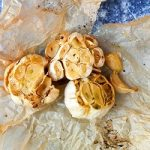 roasted garli recipe in parchment paper
