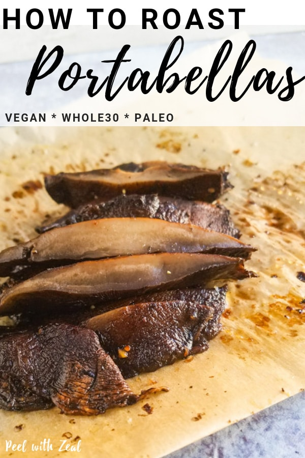 Roasted Portabella Mushrooms