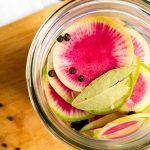 Pickled watermelon radish recipe