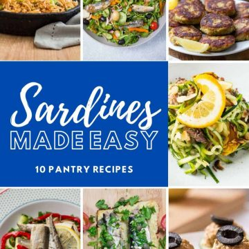 recipes using canned sardines