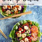 asian shrimp salad recipe for pinterest