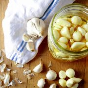 fermented garlic honey recipe