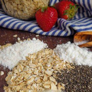 vanilla protein overnight oats recipe