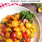 tomato salad recipe for pinterest