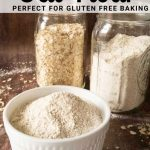 oat flour recipe for pinterest