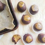 keo buckeyes on parchment