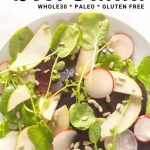 beet salad recipe for pinterest