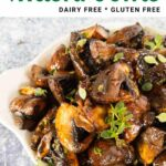 mushrooms pinterest recipe