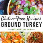 round of gluten free ground turkey recipes