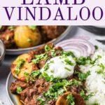 lamb vindaloo recipe for pinterest